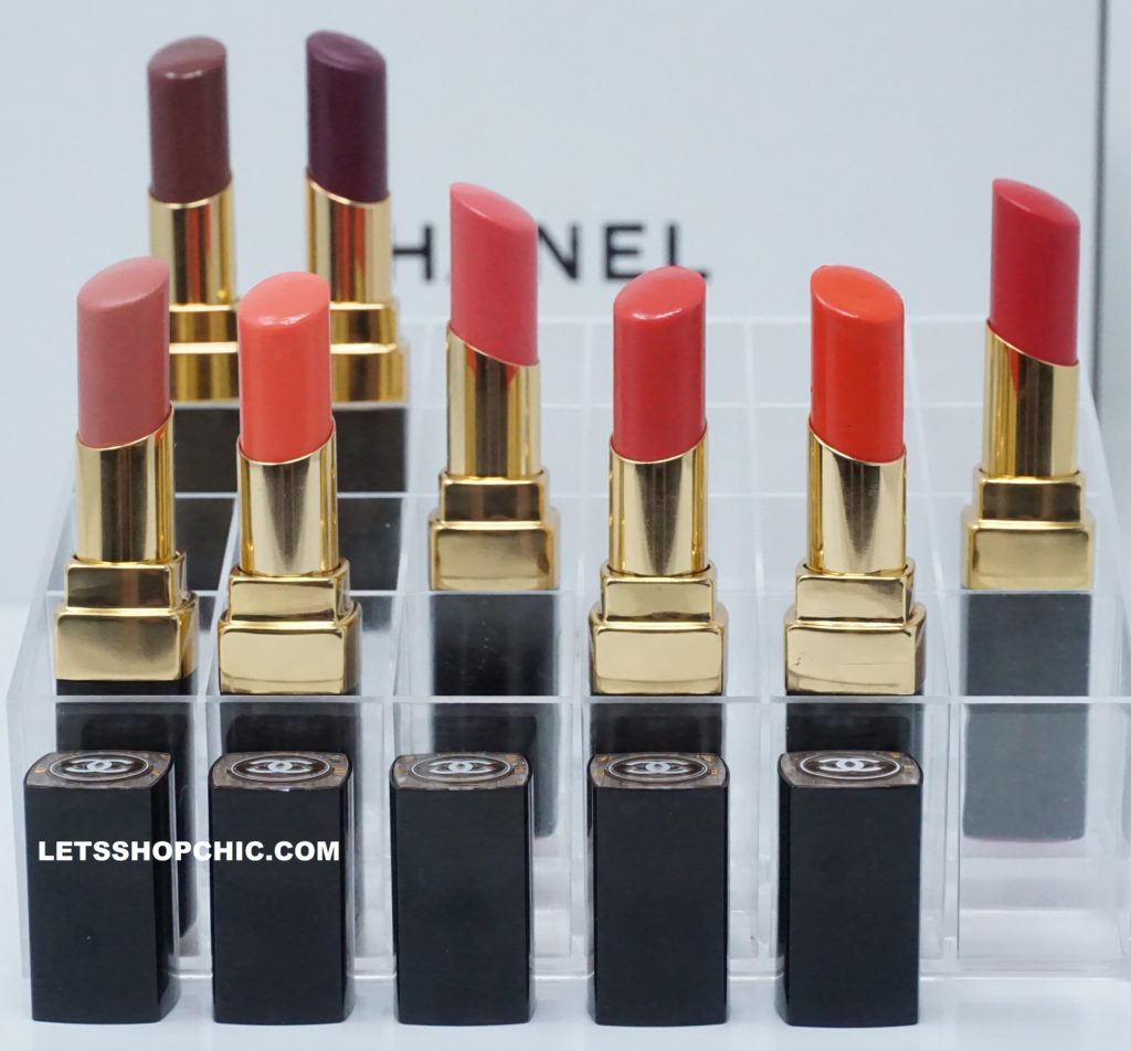 Chanel Rouge Coco Flash Lipstick packaging