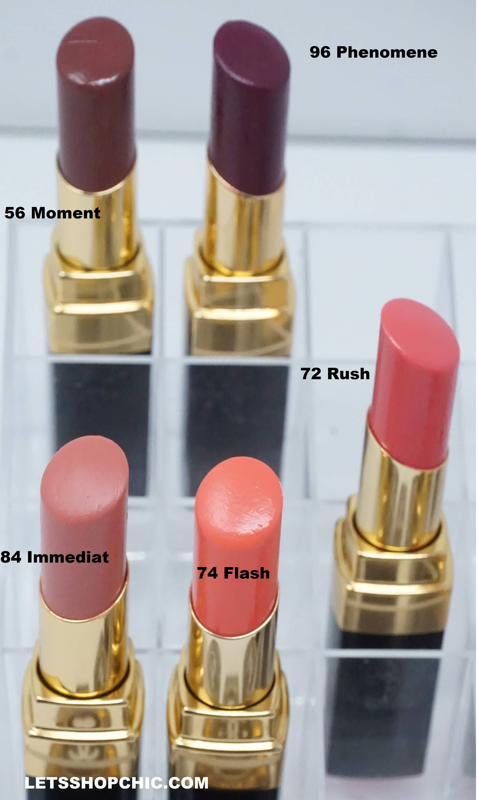 Chanel Rouge Coco Flash Lipstick shade