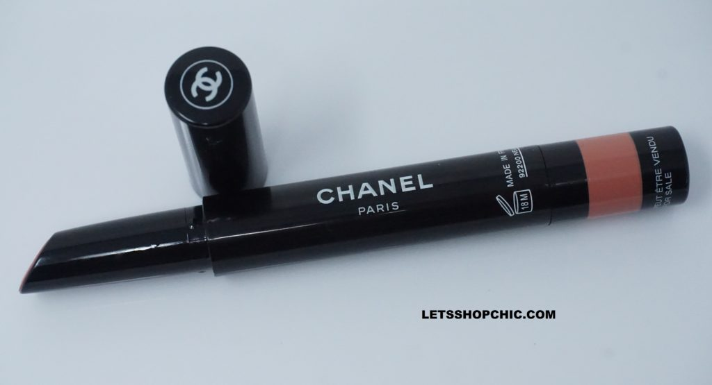 chanel rouge coco stylo lipstick 217 panorama