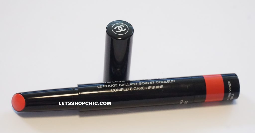 Chanel Rouge Coco Stylo Lipstick 204 Article