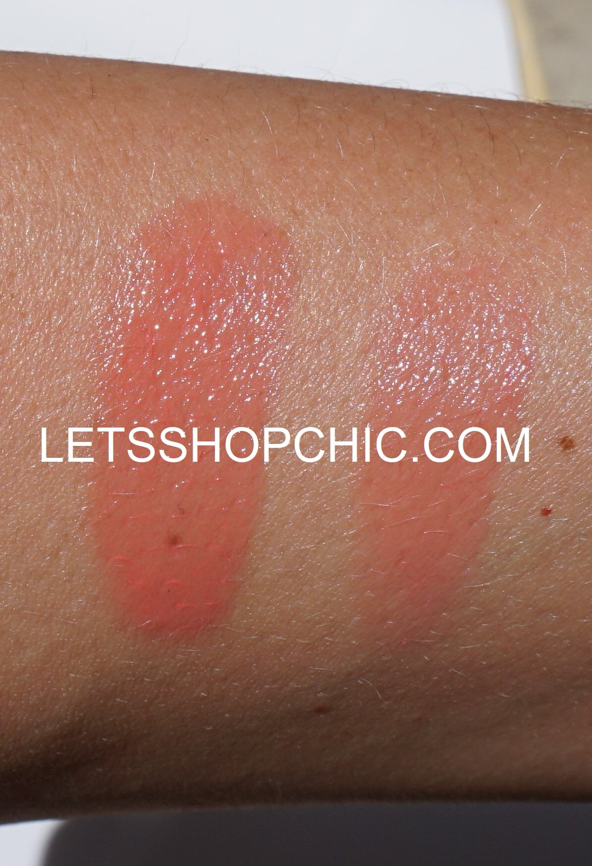 Chanel Rouge Coco Flash Lipstick 74 Flash swatch