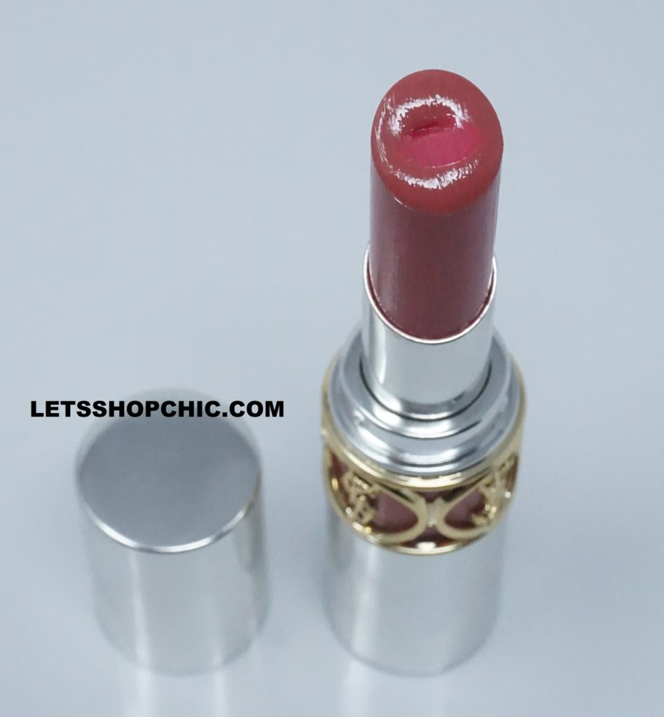 YSL tint in balm lipstick 13 Downtown Nude