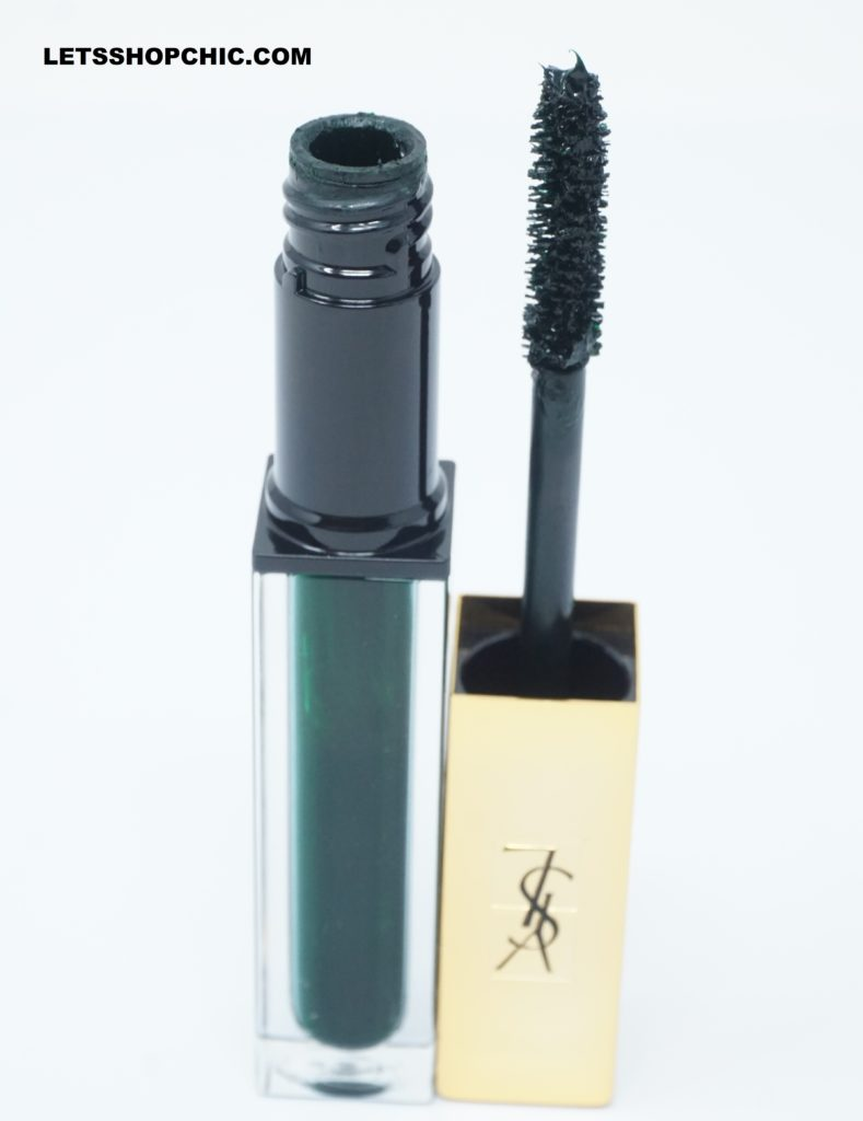 YSL Yves Saint Laurent Vinyl Couture Mascara # 3 I'm The Excitement packaging