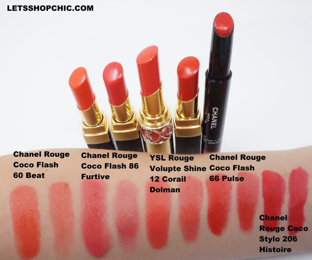 Holidays 2019 Gift Idea Chanel Rouge Coco Flash Lipstick