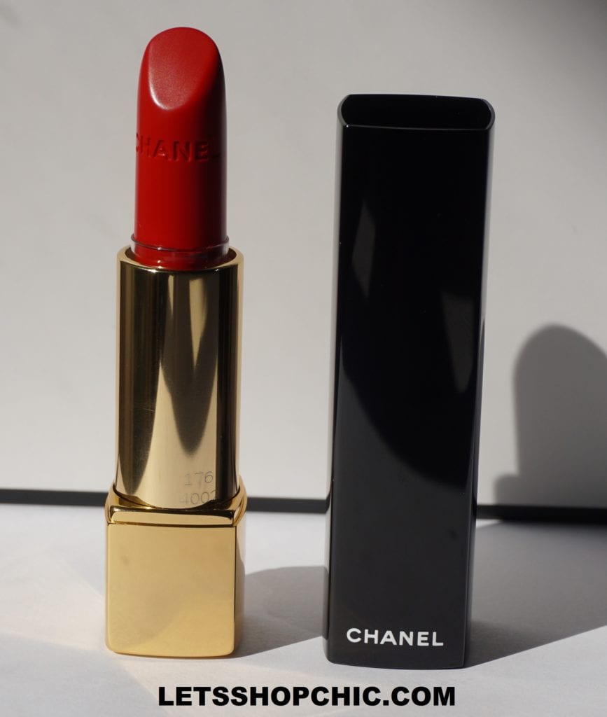 Chanel Rouge Allure Lipstick 176 Independante
