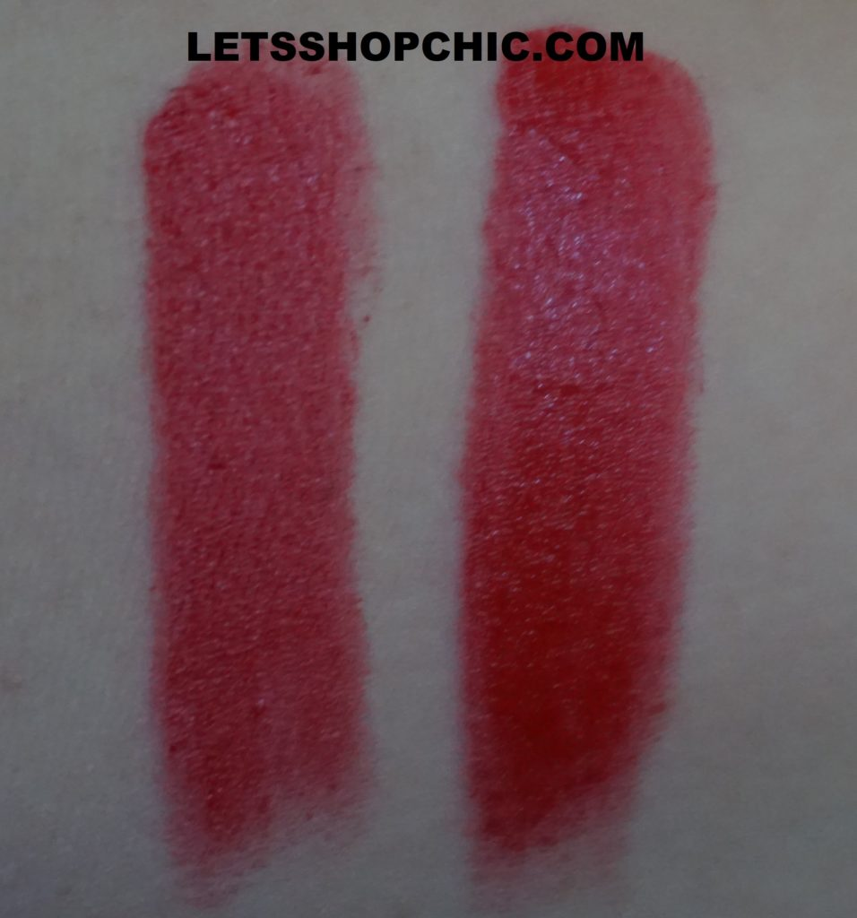 Chanel Rouge Allure Lipstick 176 Independante swatch