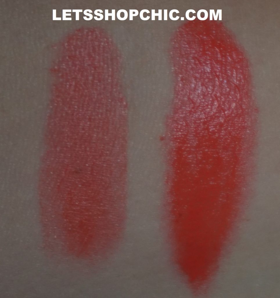 Chanel Rouge Coco Flash Lipstick 114 Ondée swatch