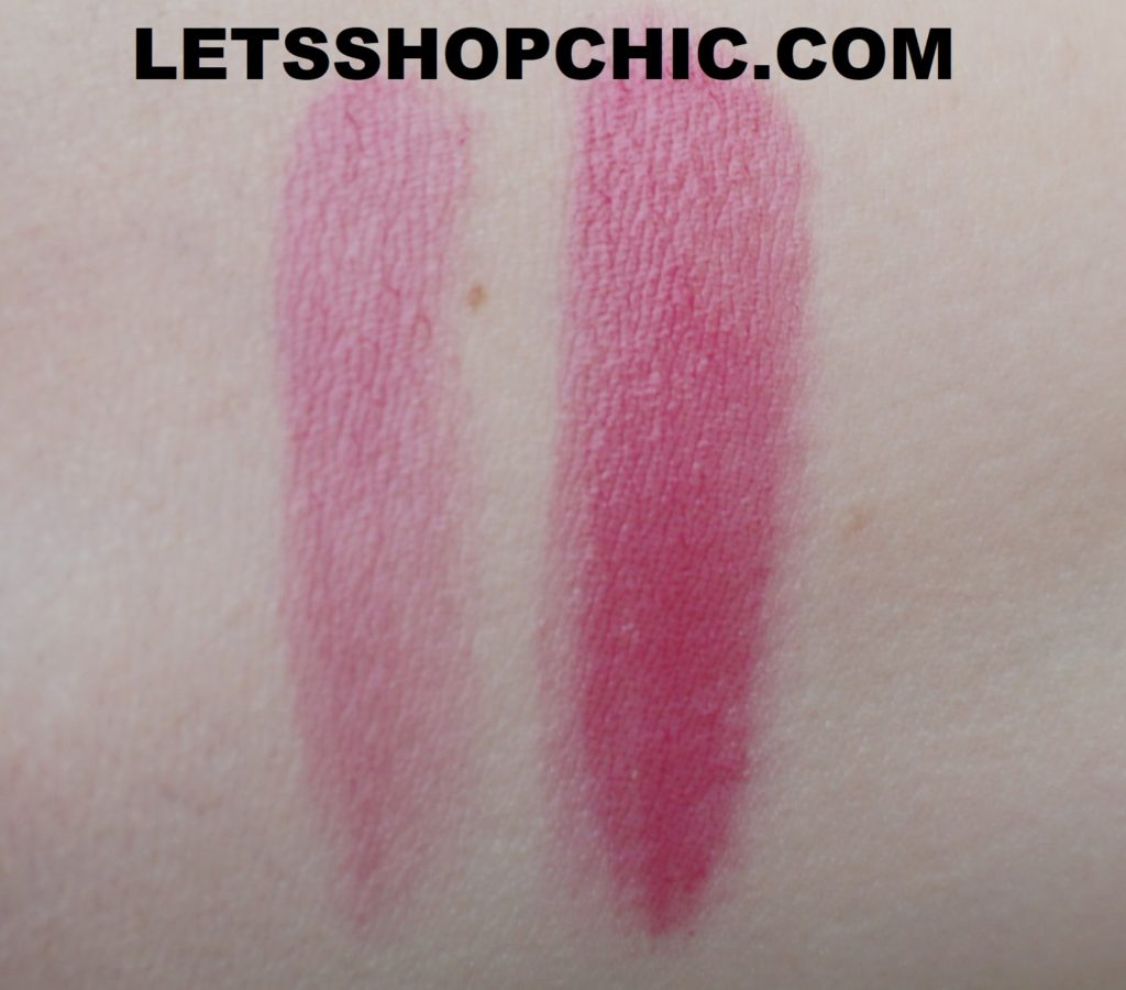 Chanel Rouge Coco Flash Lipstick 142 Crush swatch