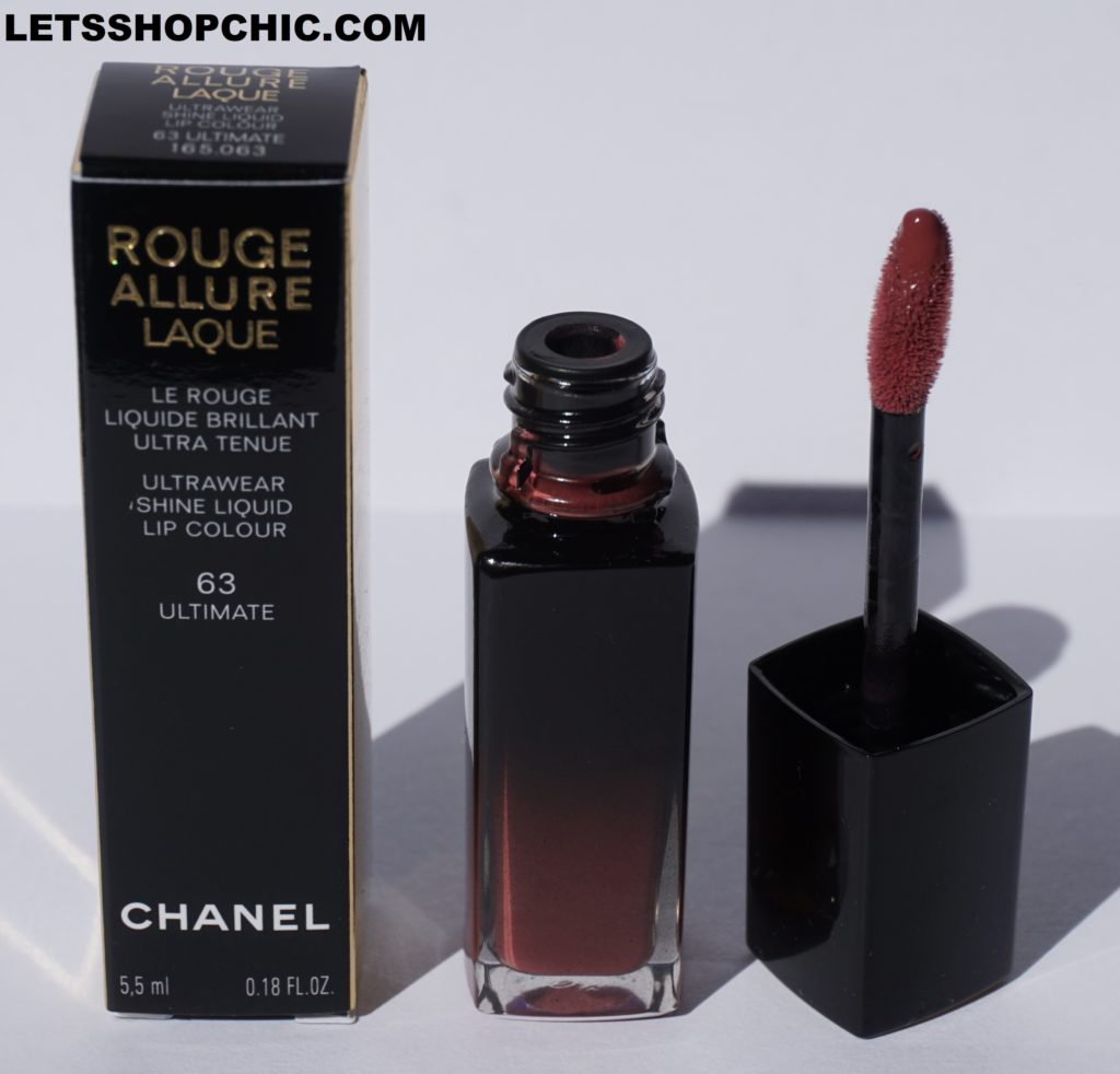 Chanel Rouge Allure Laque 63 Ultimate